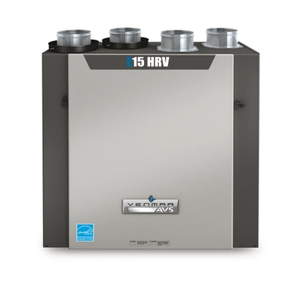 Venmar Air Exchangers - Venmar AVS - E15 HRV