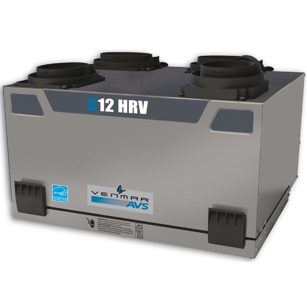 Venmar Air Exchangers - Venmar AVS - C12 HRV