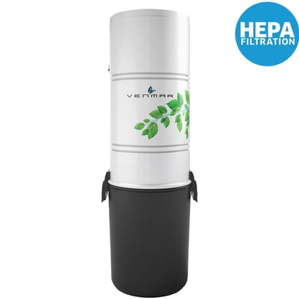 Venmar - HIGH-PERFORMANCE HEPA FILTRATION 600VF