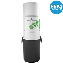 HIGH-PERFORMANCE HEPA FILTRATION 600VF