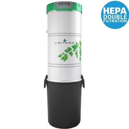 Venmar - High-Performance dual HEPA filtration 650VF