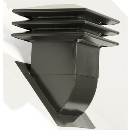 Venmar - Attic ventilator for sloped roof - Brown <br/>no. 60306