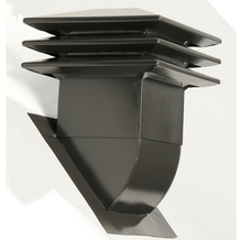 Venmar Attic Ventilators Venmar Attic ventilator for sloped roof - Brown <br/>no. 60306