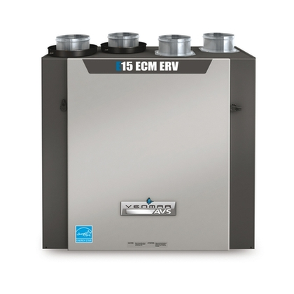 Venmar Air Exchangers - Venmar AVS - E15 ECM ERV