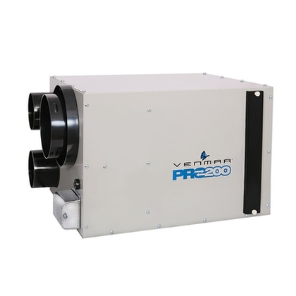 Air exchangers pro 200 for Ventilation spa interieur