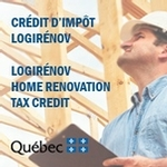 LogiRénov Home Renovation Tax Credit