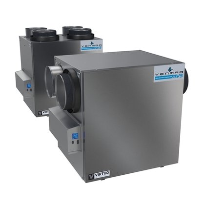 Air Exchangers - Venmar AVS - ERV 160 CFM 75 SRE