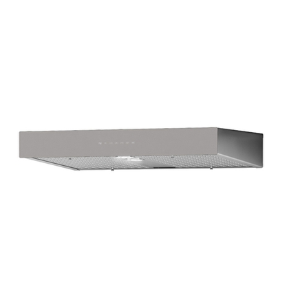 Range Hoods - Front Glass Grey Ispira C700 - 36 in