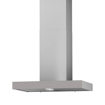 Venmar - Range Hoods - FRONT GLASS GREY CC700I36,CIS700I36 Glass Ispira CC700 or CIS700 Front Grey - 36 in