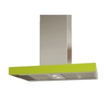 Venmar Accessories Glass IS700 Front Lime - Rear - 36 in.