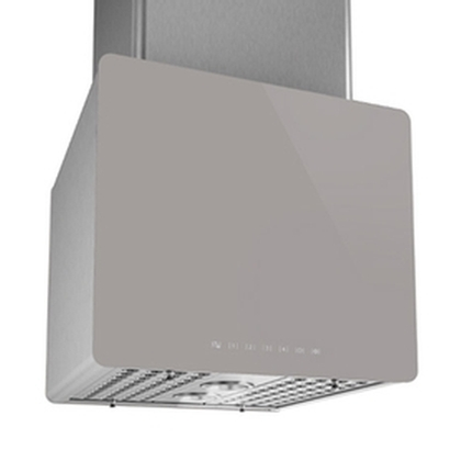 Range Hoods - FRONT GLASS GREY CIC700I16