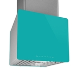 Venmar Accessories Front Glass Turquoise Ispira CIC700 - 16 in