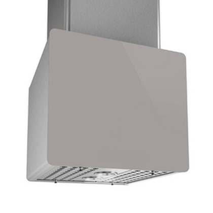 Venmar - Range Hoods - GLASS GREY BACK CIC700I16 Glass Ispira CIC700 Back Gray - 16 in