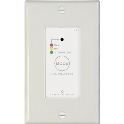 Venmar - Air Exchangers - LITE-TOUCH CONSTRUCTO Wall Control Lite-Touch Constructo Wall Control