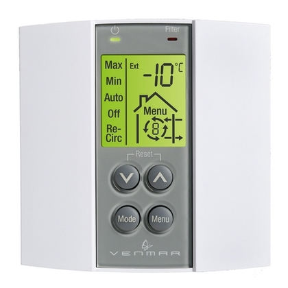 Electronic Wall Control 40415