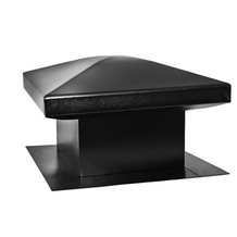 Attic Ventilator for flat roofs - Black <br/>no. 60113