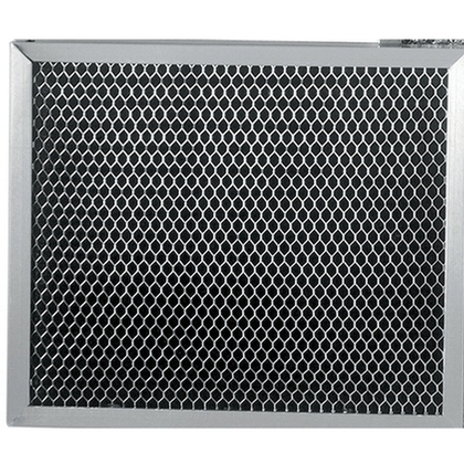 Range Hoods - Replacement charcoal filter for over-the-range microwave