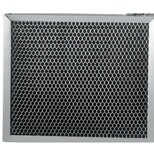 Replacement charcoal filter for VJ104 over-the-range microwave oven