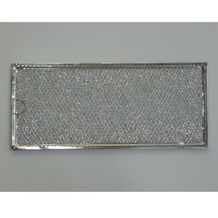 Replacement mesh filter for VJ104 over-the-range microwave oven