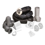 Venmar Accessories Basic installation kit for air exchangers