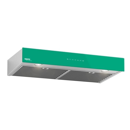 Venmar - Range Hoods - Glass IU600ES Front Emerald - 36 in. Glass IU600ES Front Emerald - 36 in.