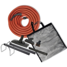 Venmar Accessories Central Vacuums Garage and car care kit