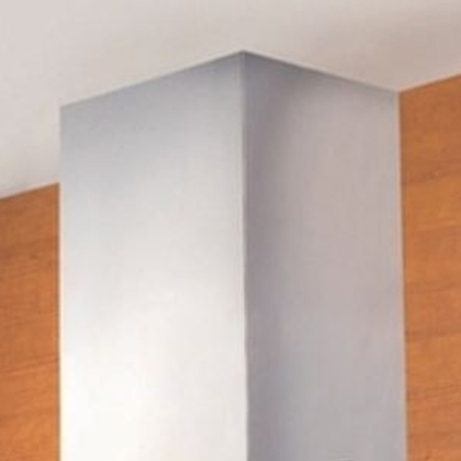 Range Hoods - Flue extension for ceiling heights up to 9' for VJ703