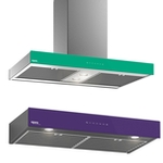 Ispira range hoods: innovative features inspired by your senses!